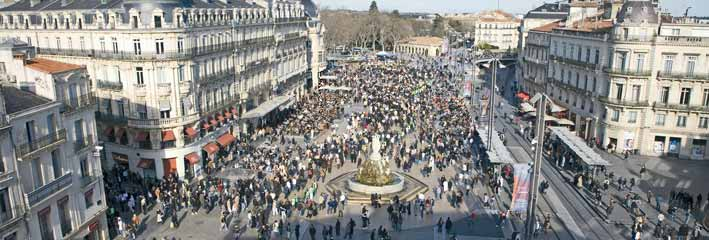 habitants montpellier